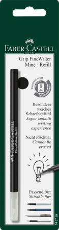 Rezerva Finewritter Black Faber-Castell1