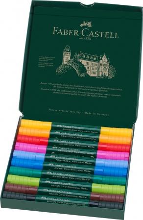Set 10 Markere Solubile Albrecht Durer Faber-Castell1