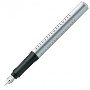 Stilou Grip 2011 Argintiu Faber-Castell1