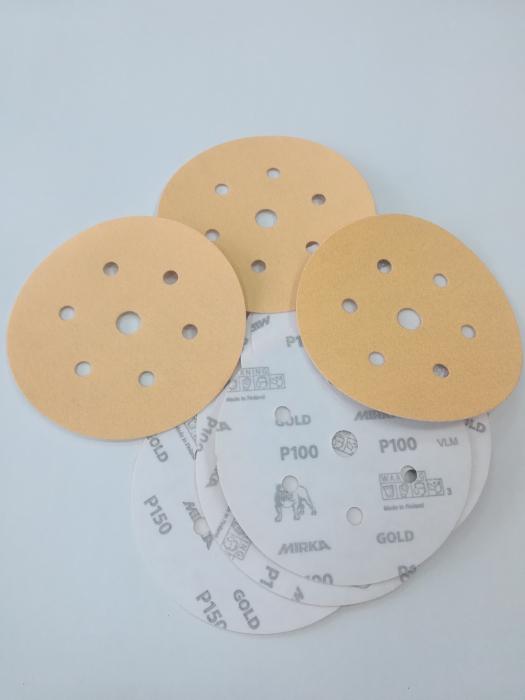 Mirka - Discuri Abrazive pentru slefuit 3