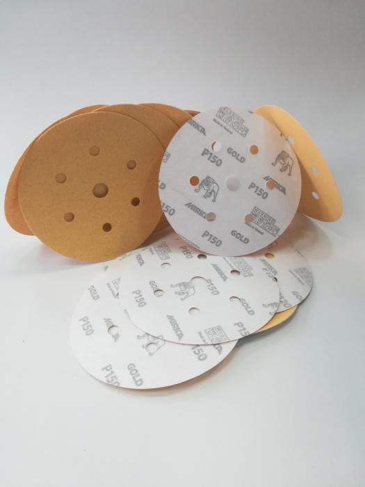 Mirka - Discuri Abrazive pentru slefuit 2