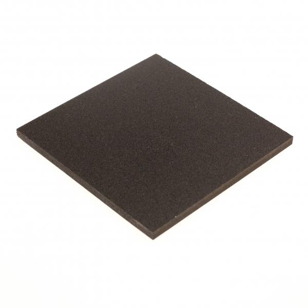 Forex/PVC Negru 5 mm 0