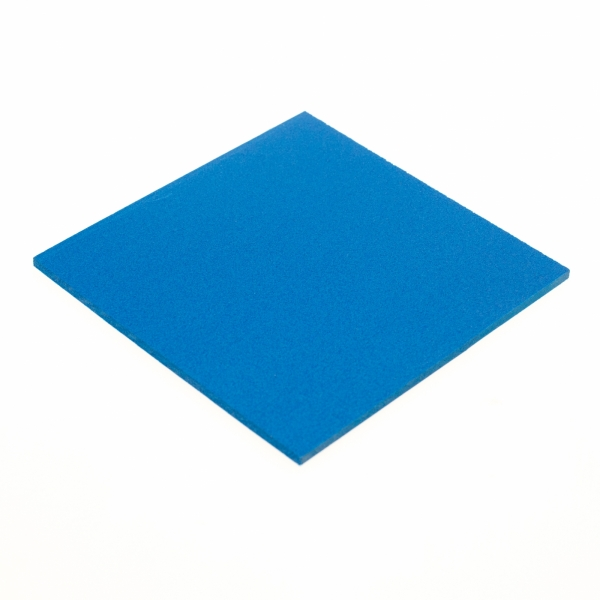 Forex/PVC Albastru 5 mm 0