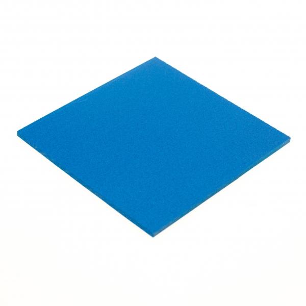 Forex/PVC Albastru 3 mm 0