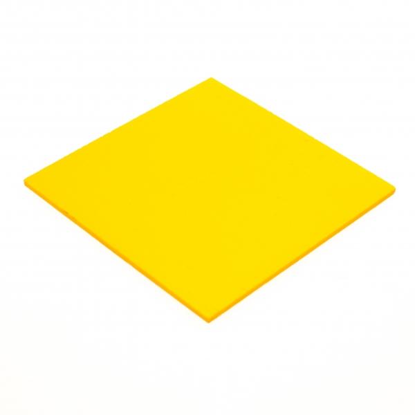 Forex/PVC Galben 3 mm 0
