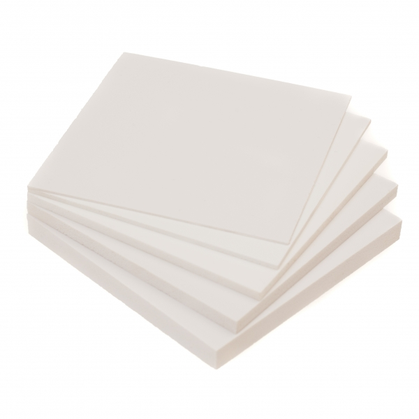 Forex/PVC Alb 5 mm 1