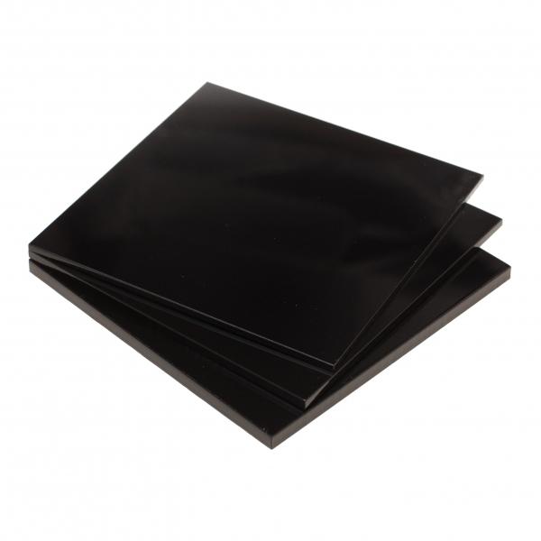 plexiglas negru 1