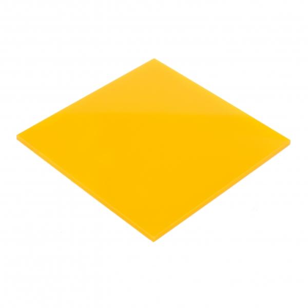plaexiglas galben 0