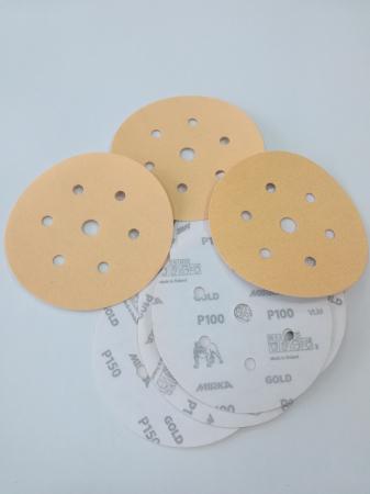 Mirka - Discuri Abrazive pentru slefuit3