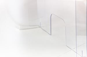 Separator Plexiglas Birou2