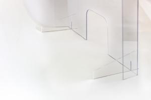 Separator Plexiglas Birou3