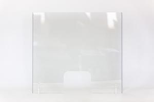 Separator Plexiglas Birou1