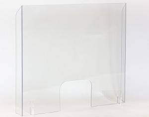 Separator Plexiglas Birou0