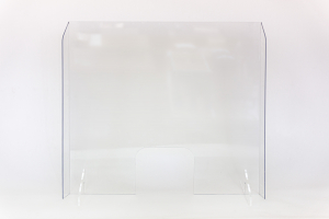 Separator Plexiglas Birou4