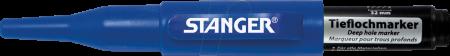 Marker Stanger cu varf lung - negru [0]