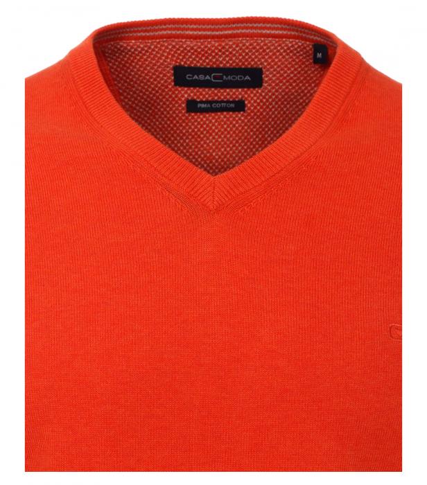 Pulover anchior CASA MODA barbati portocaliu [2]
