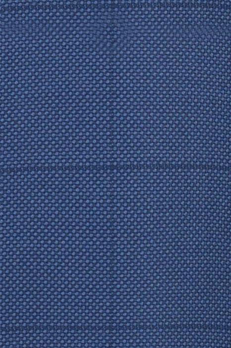 Costum elegant carouri LAVARD albastru [4]