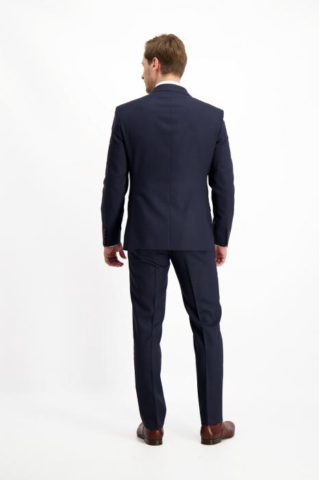 Sacou elegant barbati LAVARD albastru [5]
