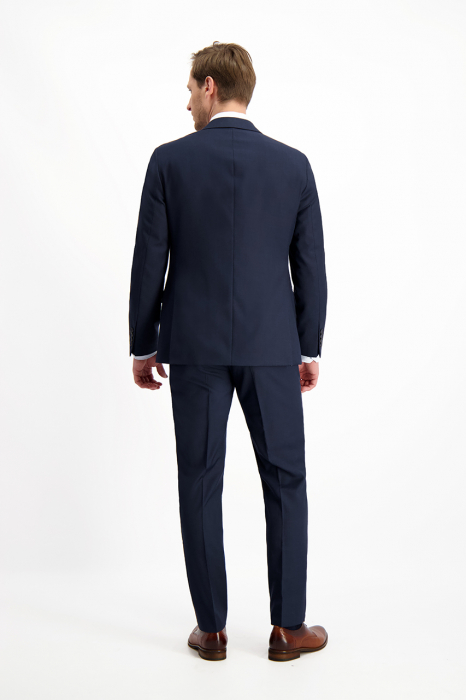 Pantaloni chinos barbati LAVARD bleumarin [8]
