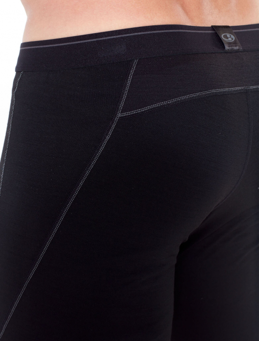 Pantaloni de corp barbati ICEBREAKER 150 Zone negri [5]