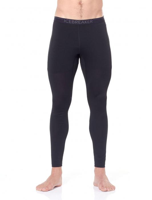 Pantaloni de corp barbati ICEBREAKER 150 Zone negri [1]