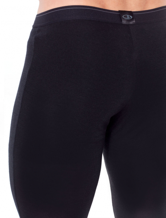 Pantaloni de corp barbati ICEBREAKER 175 Everyday negri [4]