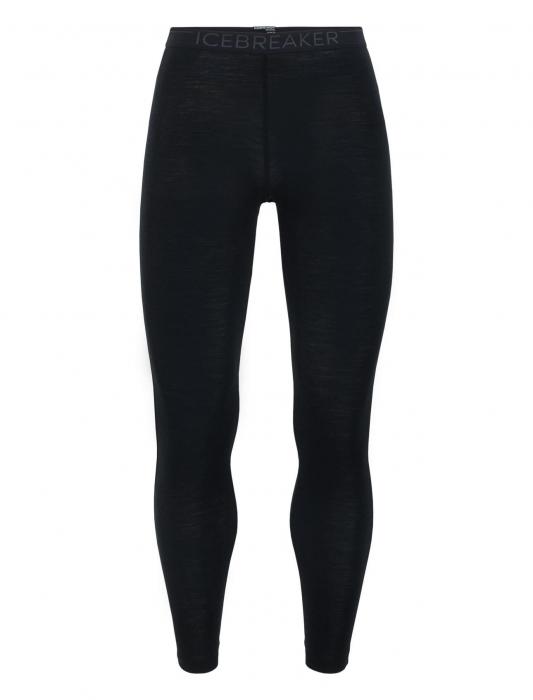 Pantaloni de corp barbati ICEBREAKER 175 Everyday negri [0]