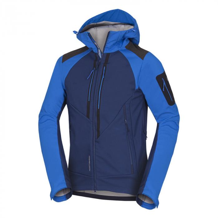 Jacheta softshell 3L barbati NORTHFINDER BARRETT albastru/bleumarin [0]