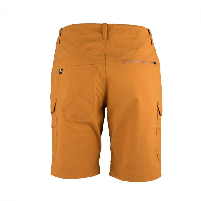 Pantaloni scurti outdoor barbati NORTHFINDER Bogder galbeni [1]