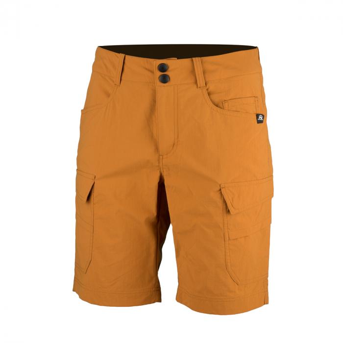 Pantaloni scurti outdoor barbati NORTHFINDER Bogder galbeni [0]