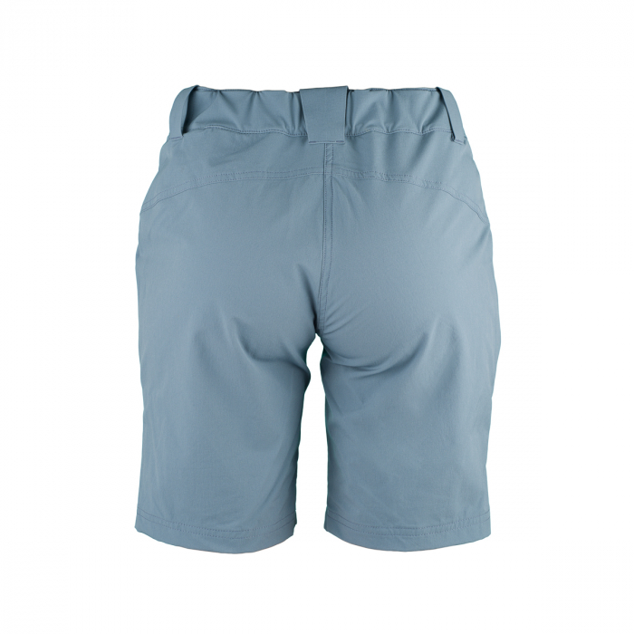 Pantaloni scurti outdoor femei NORTHFINDER VABENA gri [1]