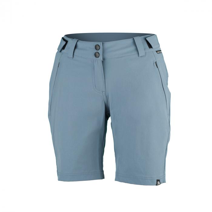 Pantaloni scurti outdoor femei NORTHFINDER VABENA gri [0]