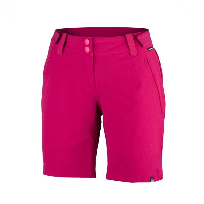 Pantaloni scurti outdoor femei NORTHFINDER VABENA fucsia [0]