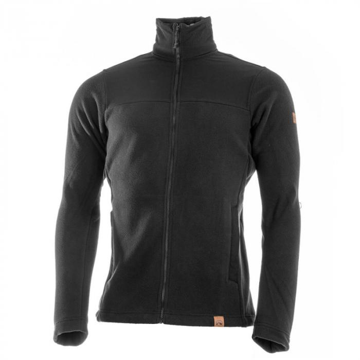 Bluza barbati NorthPolar® Fleece300 adventure NORTHFINDER Oweras neagra [0]