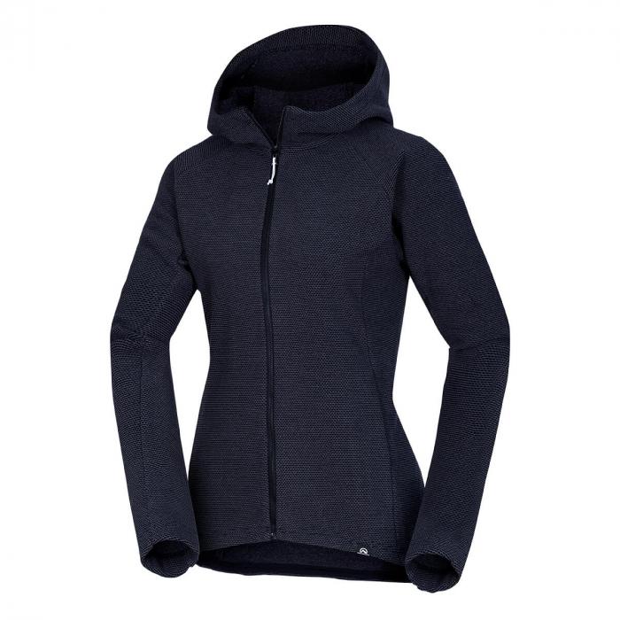 Bluza femei NorthPolar® Fleece 270 travel NORTHFINDER Vonbyda neagra [0]