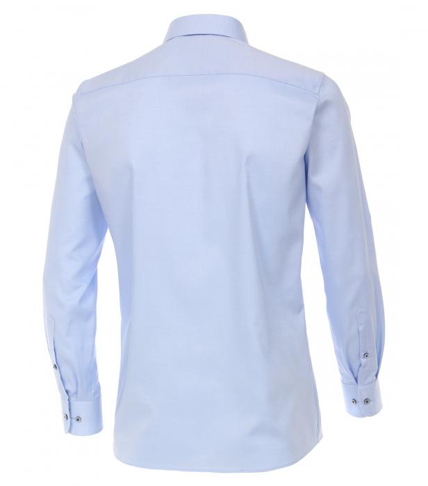 Camasa bumbac barbati CASA MODA Modern Fit albastra [1]