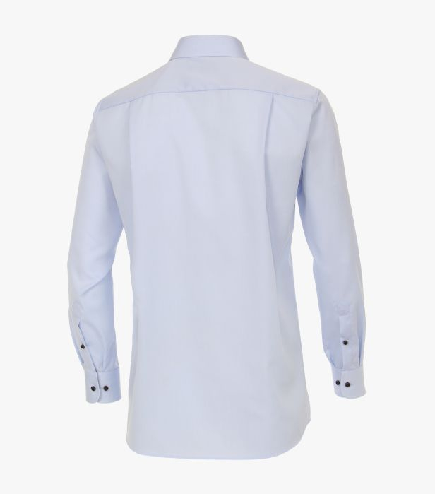Camasa maneca lunga barbati CASA MODA uni Comfort Fit albastra [1]