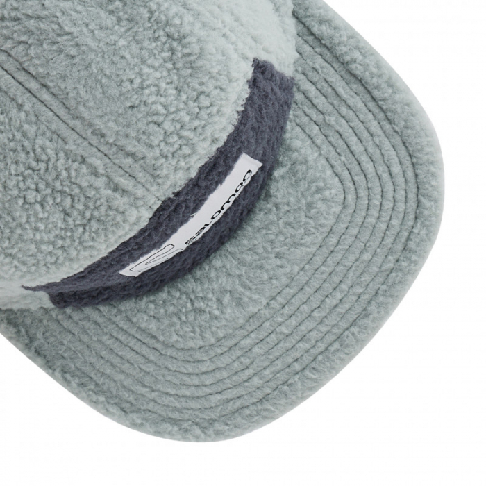 Sapca fleece unisex SALOMON OUTLIFE SWEET bleu [4]