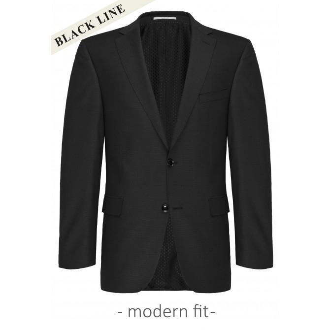 Sacou mix&match CARL GROSS BLACK LINE Steven pentru costum Modern Fit gri [0]
