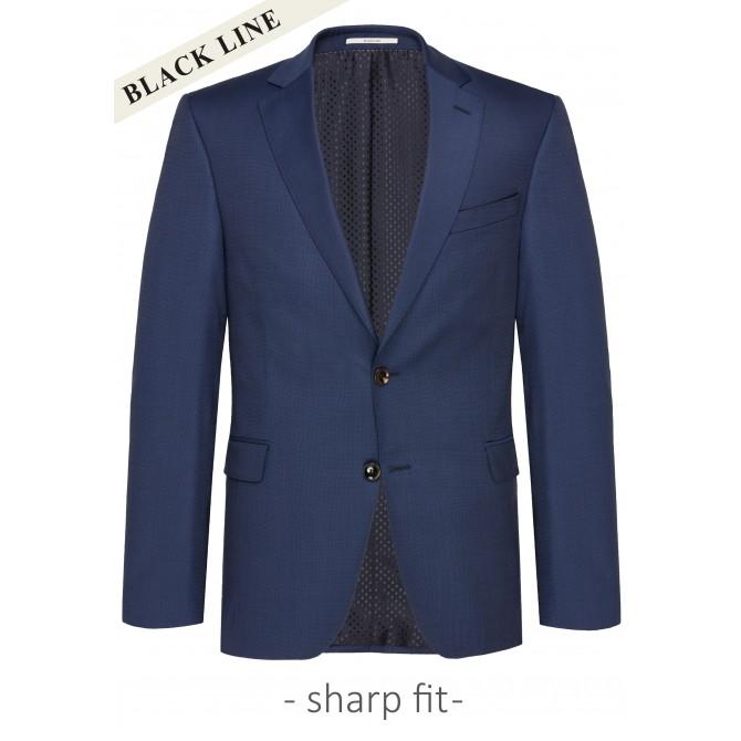 Sacou mix&match CARL GROSS BLACK LINE Frinks pentru costum Sharp Fit albastru [0]