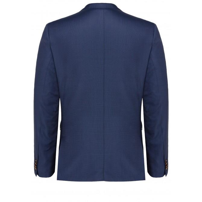 Sacou mix&match CARL GROSS BLACK LINE Frinks pentru costum Sharp Fit albastru [1]