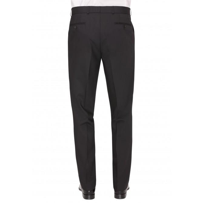 Pantaloni mix&match CARL GROSS Toni pentru costum Travel Regular Fit negru [1]