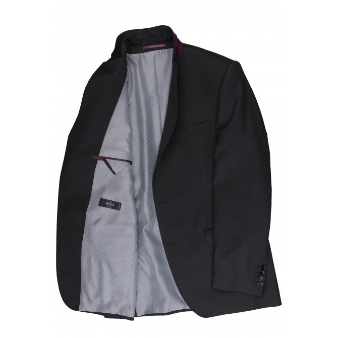 Sacou mix&match CARL GROSS Shane pentru costum Modern Fit negru [2]