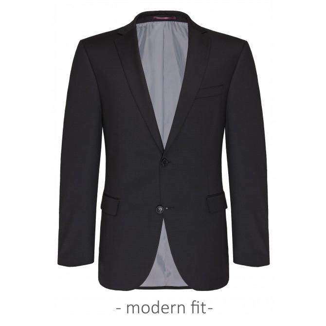 Sacou mix&match CARL GROSS Shane pentru costum Modern Fit negru [0]