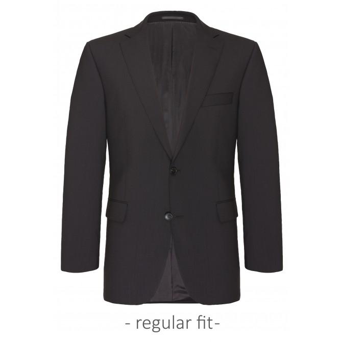 Sacou mix&match CARL GROSS Ted pentru costum Travel Regular Fit negru [0]