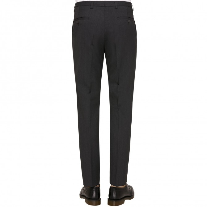 Pantaloni mix&match CLUB of GENTS Cedric pentru costum Slim Fit gri [1]