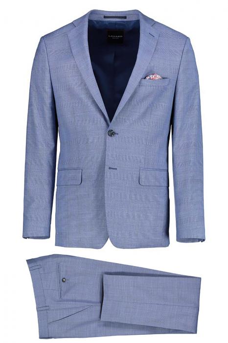 Costum elegant barbati LAVARD albastru [0]