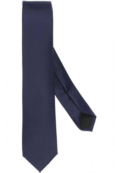 Cravata matase VENTI uni bluemarin [0]