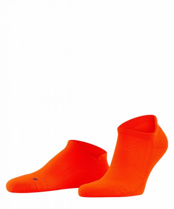 Sosete scurte barbati FALKE Cool Kick portocalii [0]