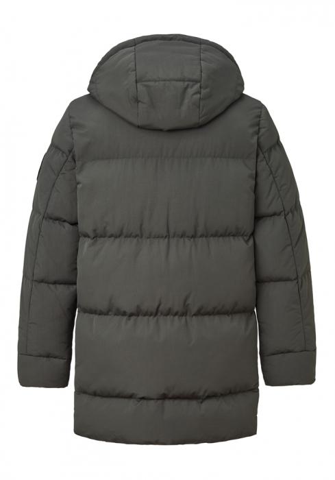 Jacheta lunga barbati S4 Big Chill gri [2]
